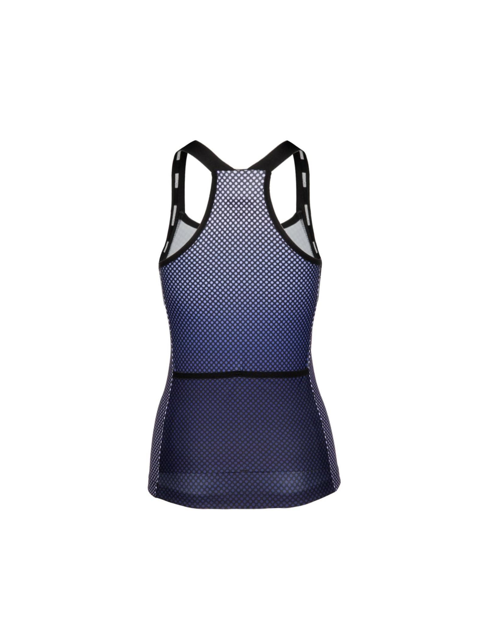 Bioracer '21, BIORACER, Women's Vesper Tan Top Jersey, Purple Blitzz