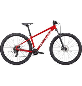 Specialized '21, SPECIALIZED, Rockhopper, 27.5, Gloss Flo Red/White