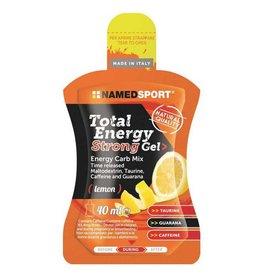 NAMEDSPORT NAMEDSPORT, Total Energy Strong Gel, Lemon with Caffeine, 40 mL