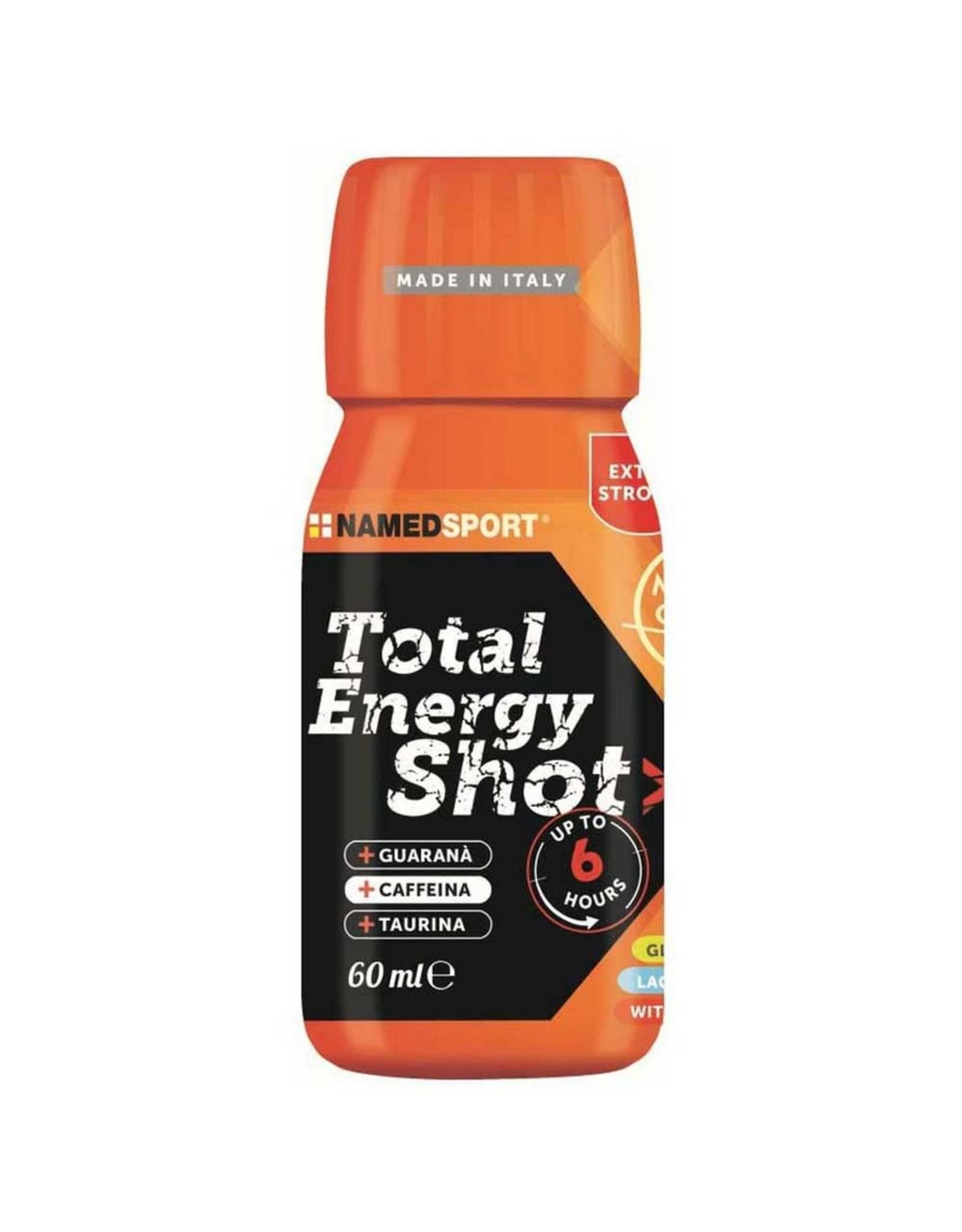NAMEDSPORT NAMEDSPORT, Total Energy Shot, Orange, 60 mL