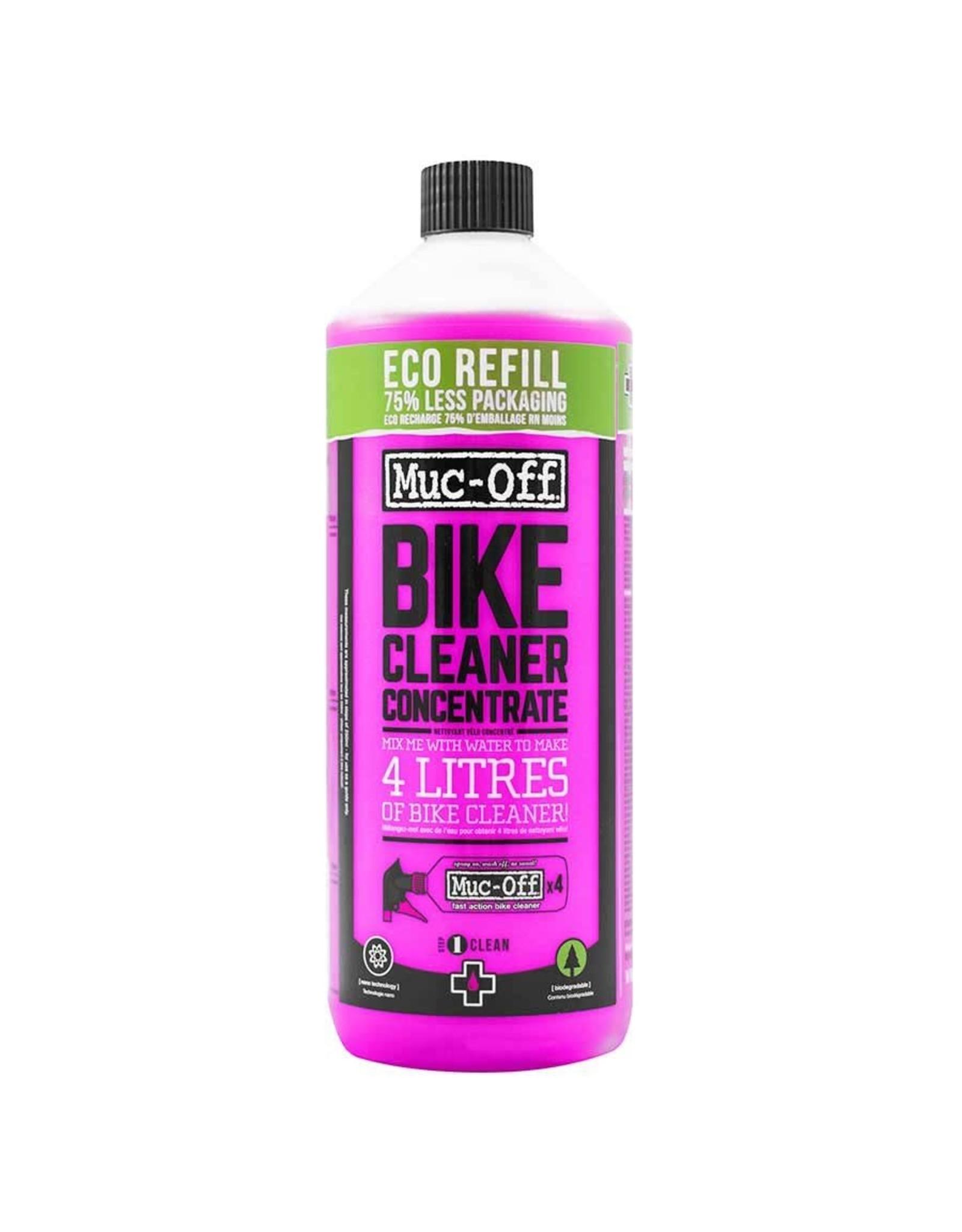 Muc-Off MUC-OFF Nano Tech Concentrated Gel Bike Cleaner, 1L