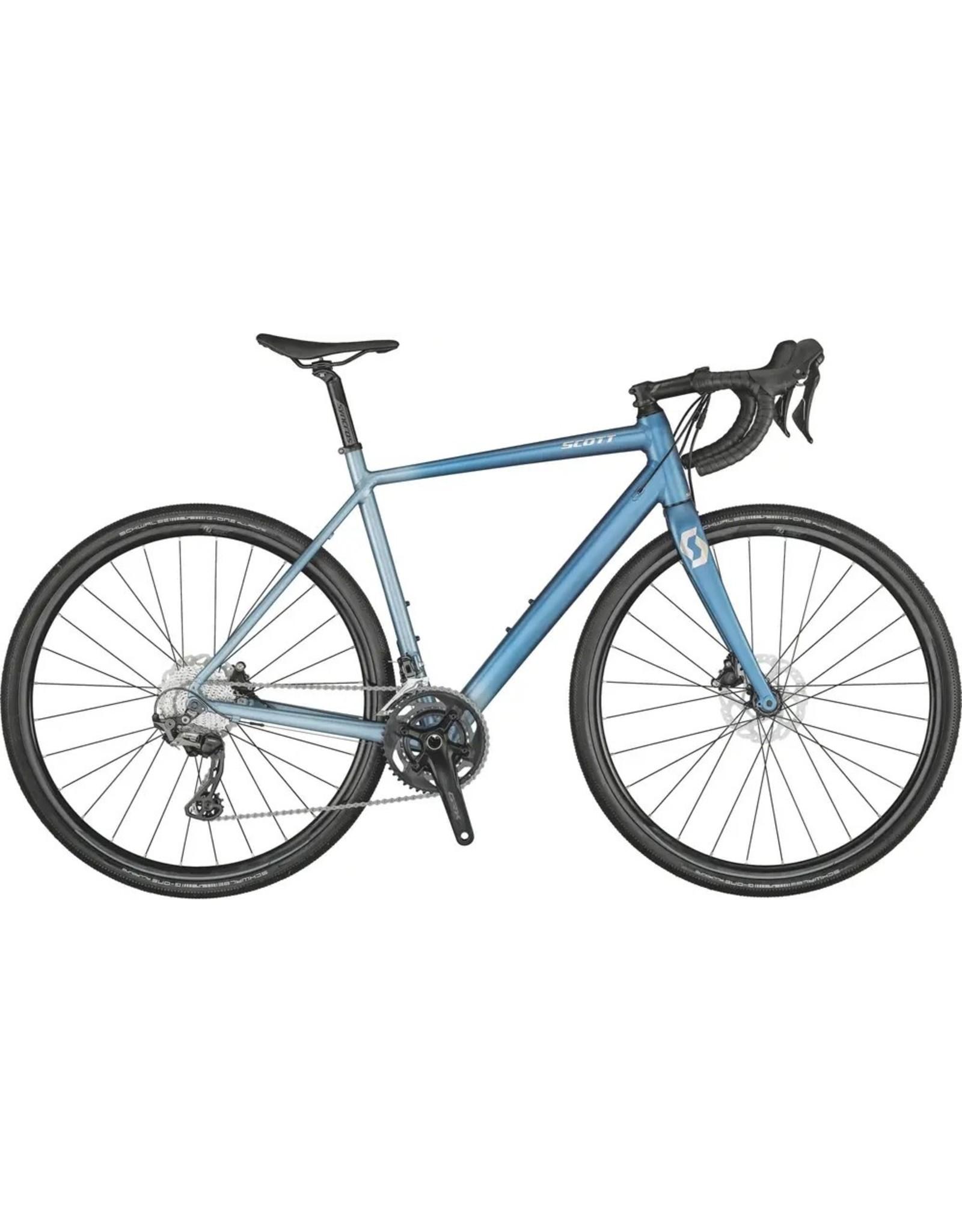 SCOTT BICYCLES '21 Scott Speedster Gravel 20