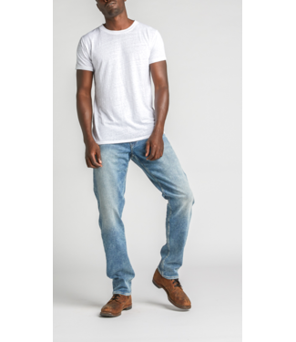 SILVER JEANS Eddie Relaxed Tapered Jean