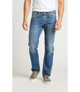 SILVER JEANS Allan Classic Fit Straight Leg