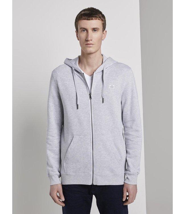 Full Zip Hoodie (Grey)
