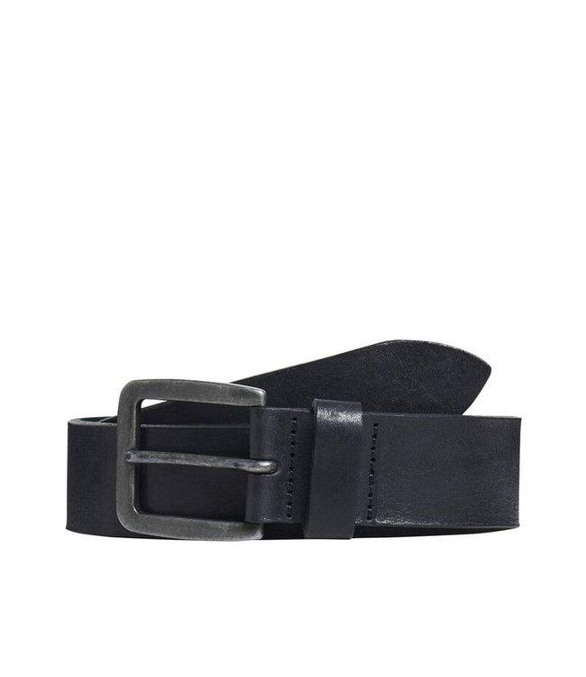 Leather Belt Black 36-38