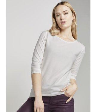 TOM TAILOR 3/4 Sleeve Shirt