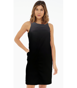 DKR Apparel  Sleeveless Dress with Front & Back Centre Seam, Back Neck Keyhole and Pockets