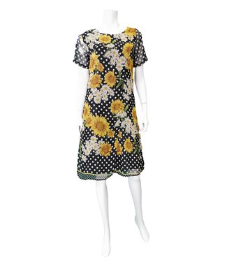 Nu Look Fashions Sunflower Dress