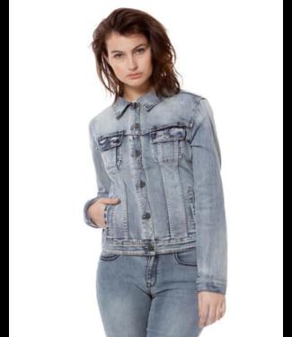 LOLA Gabriella Classic Denim Jacket