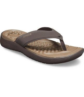 CROCS Mens Crocs Reviva Flip