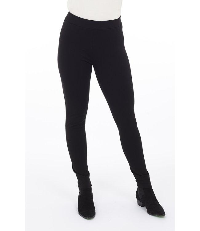 HHigh Rise Stretch Ponte Pant with Back Leg Centre Seam