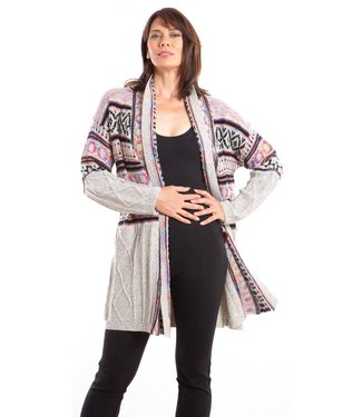 Nu Look Fashions Open Cardigan