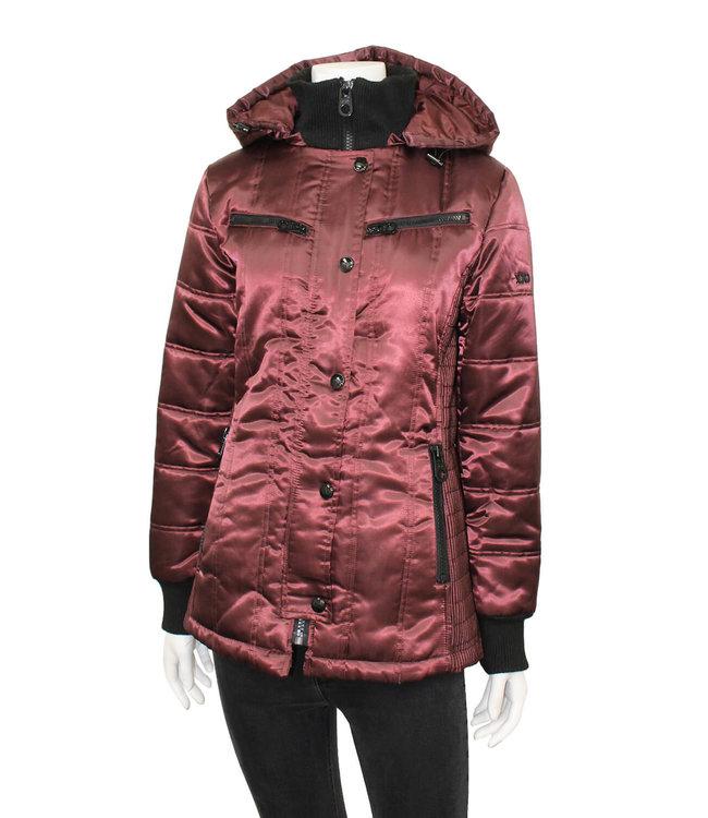 Long Sleeve Hooded Jacket