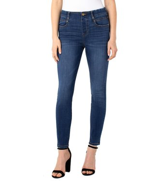 LIVERPOOL Gia Glider SKINNY PULL ON 28""