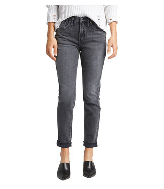 SILVER JEANS SILVER L28324BCS584 FRISCO TAPERED HIGH RISE
