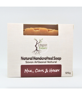 Embody Nature HANDCRAFTED SOAP