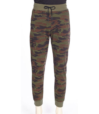 DKR Apparel CAMOFLAUGE PANTS