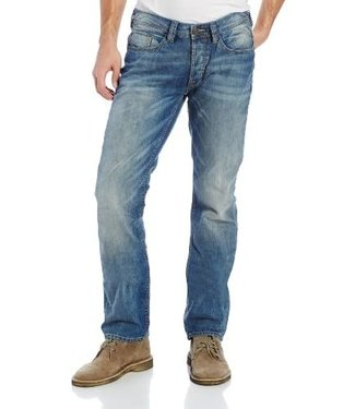Buffalo Buffalo David Bitton Men's Evan Jean in Soft Bleach and Brushed