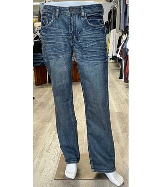 Buffalo Buffalo David Bitton Men's Driven Straight Leg Jeans