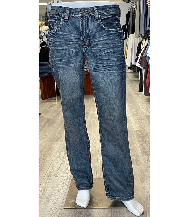 Buffalo David Bitton Men's Driven Straight Leg Jeans