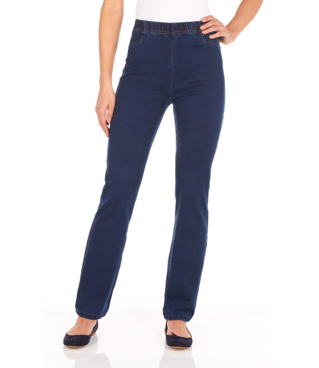 D-LUX PULL-ON SUZANNE BOOTCUT