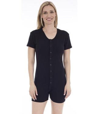 DKR Apparel Short Sleeve Pyjama Onesie