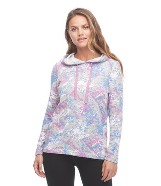 FDJ FRENCH DRESSING Paint Splash Printed Hoodie