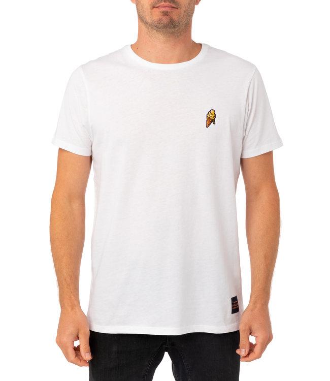 Men's T Shirt Patch Ice Melt