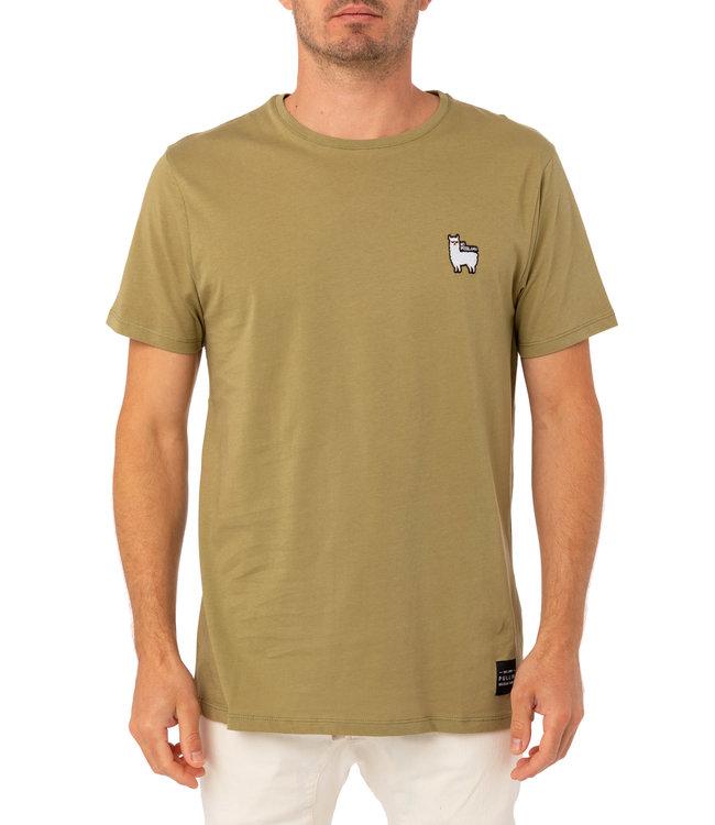 Men's T Shirt Patch Problama