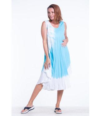 Nu Look Fashions Tie Dye Dress