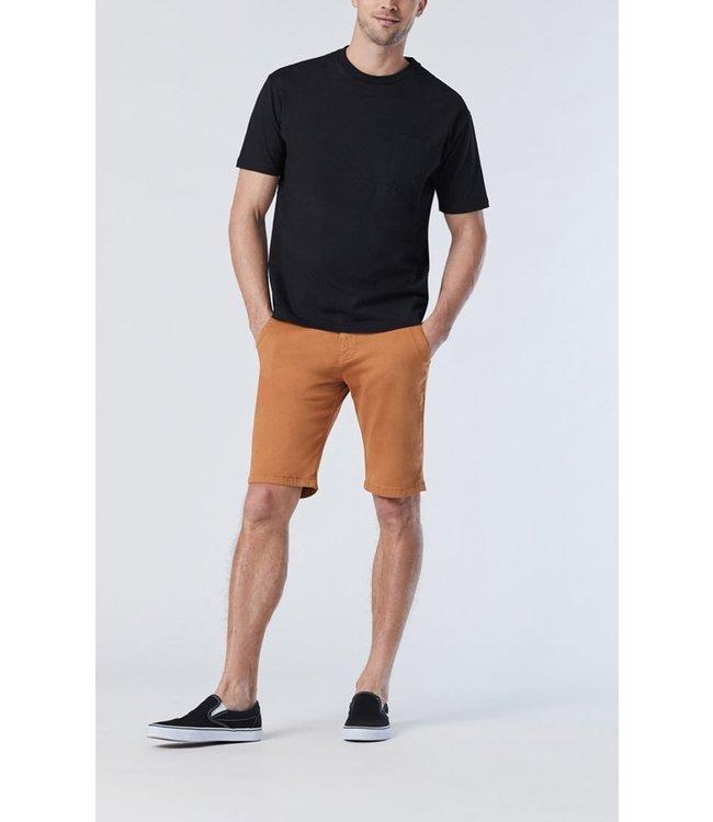 Jacob Sugar Brown Twill shorts