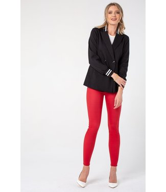 LIVERPOOL ABBY SKINNY COATED JEAN
