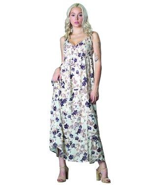 EN/KAY Crystal Maxi Dress