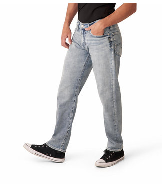 SILVER JEANS Eddie Relaxed Fit