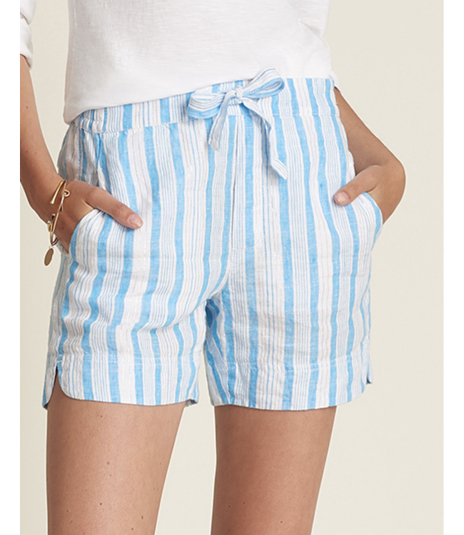 Hatley Petal Shorts Summer Stripes