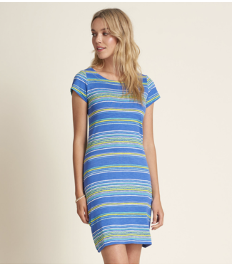 HATLEY Nellie Dress - Textured Stripes
