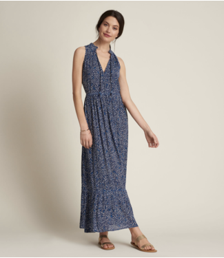 HATLEY Naomi Maxi Dress - Diamond Polka Dots