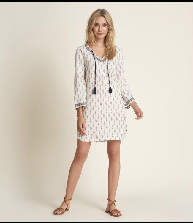 Tori Dress - Mini Ikat