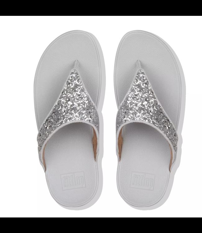 LULU Leather Toe-Post Sandals