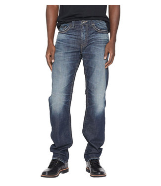 SILVER JEANS HUNTER ATHLETIC FIT TAPERED LEG