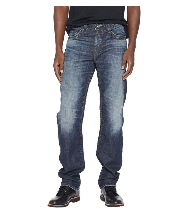 SHUNTER ATHLETIC FIT TAPERED LEG
