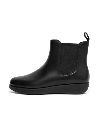 FIT FLOP SUMI  Waterproof Leather Chelsea Boots