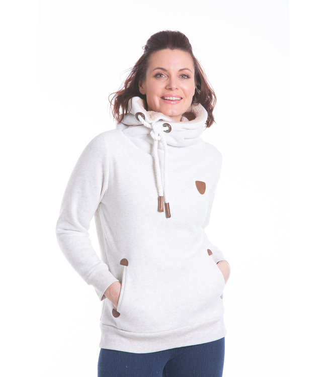 Colour Block Hoody with lining