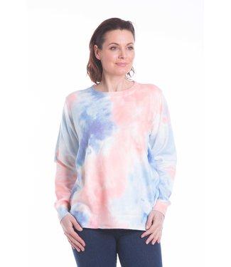 Nu Look Fashions Tye Dye Sweater