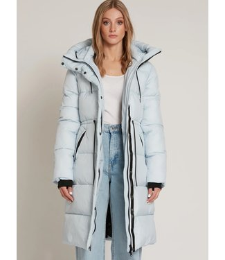 POINT ZERO CARBY  Long puffer parka