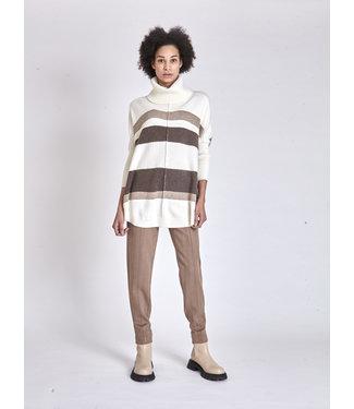 POINT ZERO Poncho Sweater
