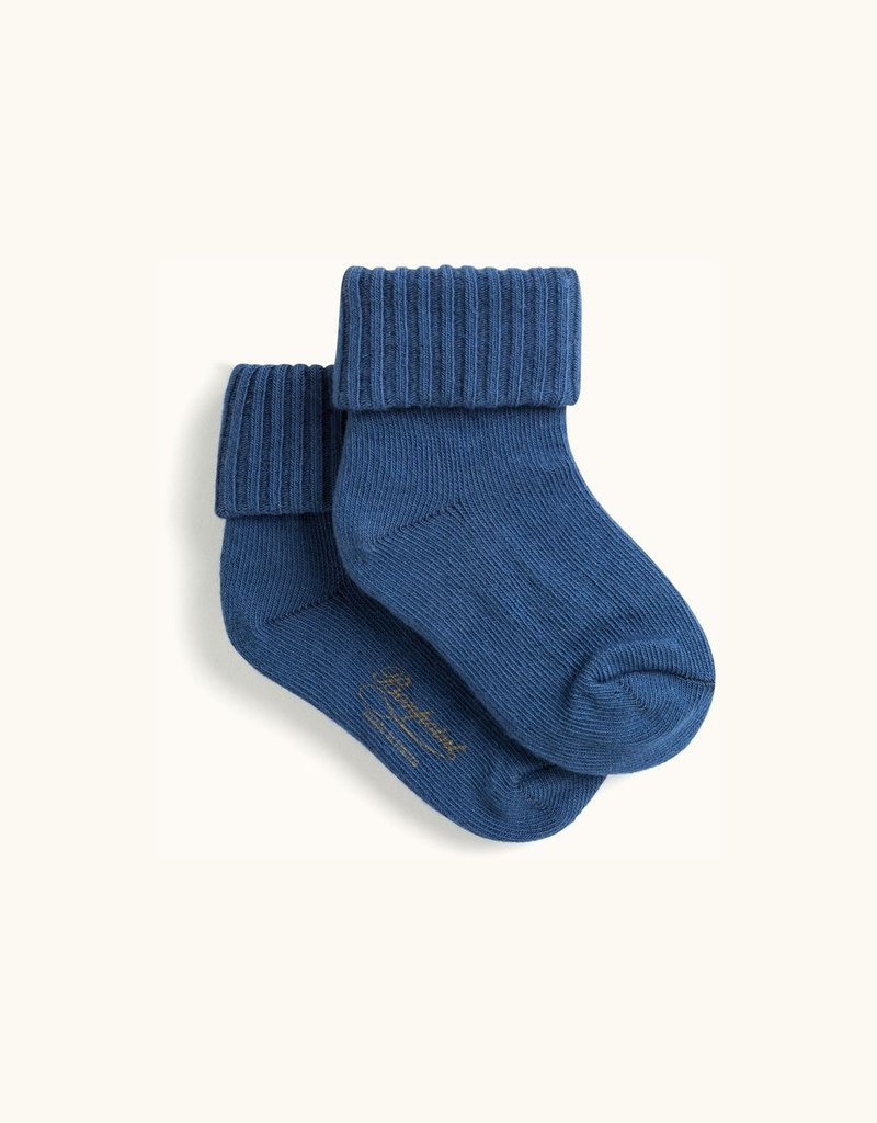 Ribbed Baby Socks
