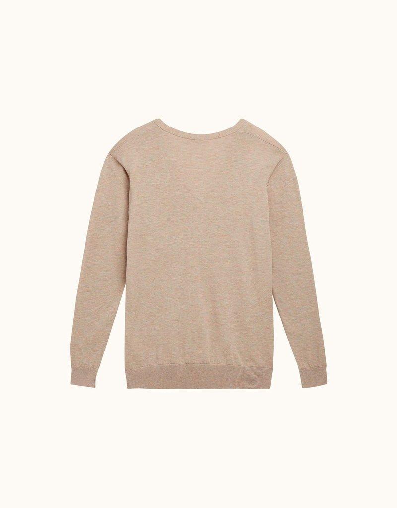 V-Neck Sweater - small