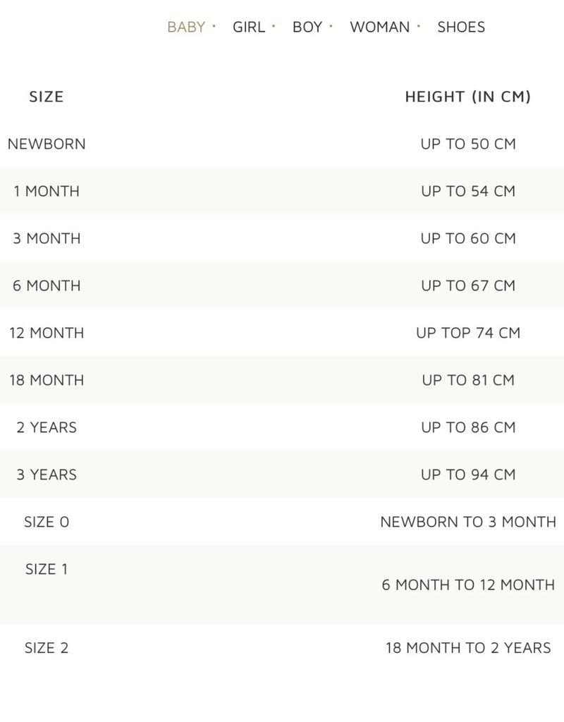 Griotte Blouse - 6 Months